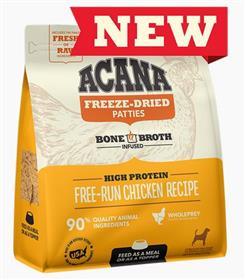 Acana Freeze Dried Food Free Run Chicken Recipe