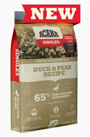 Acana New Formula Duck and Pear Dry Dog Food