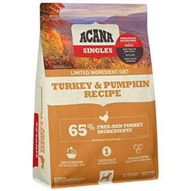 Acana New Formula Turkey and Pumpkin Dry Dog Food