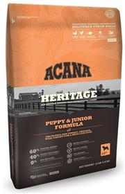 Acana Heritage Puppy and Junior Dry Dog Food