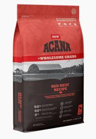 Acana Red Meat Recipe with Wholesome Grains