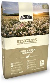 Acana Singles Duck and Bartlett Pear