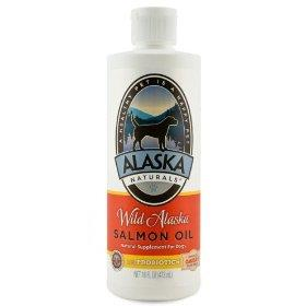 Alaska Naturals Wild Alaska Salmon Oil with Probiotics