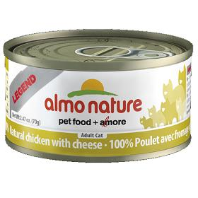 Almo Natural Chicken and Cheese