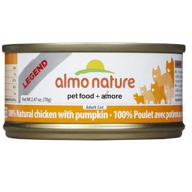 Almo Natural Chicken and Pumpkin
