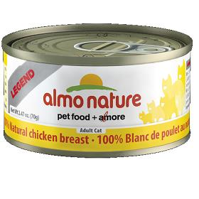 Almo Natural Chicken Chicken Canned Cat