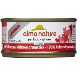 Almo Natural Chicken Drumstick
