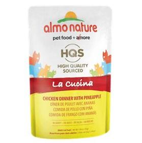 Almo Nature Cat La Cucina Pouch Chicken with Pineapple