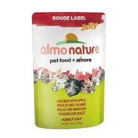 Almo Nature Chicken with Apple Pouch Rouge Label