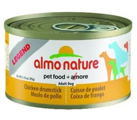 Almo Nature Legend Chicken Drumstick Adult Canned Dog Food