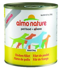 Almo Nature Legend Chicken Fillet Adult Canned Dog Food