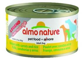 Almo Nature Legend Chicken with Carrots Adult Canned Dog Food