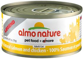 Almo Nature Legend Salmon and Chicken