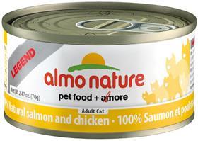 Almo Nature Legend Salmon and Chicken