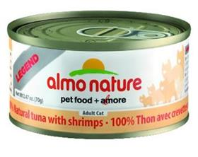 Almo Nature Legend Tuna with Shrimps Adult Canned Cat Food
