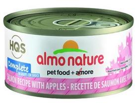 Almo Nature Salmon Recipe with Apples Canned Cat Food