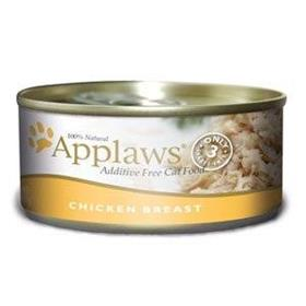 APPLAWS Chicken Breast Cat Cans