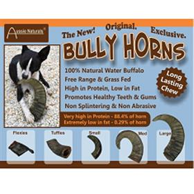 Aussie Naturals Water Buffalo Bully Horns