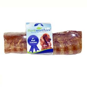 Barkworthies 6 Inch Beef Trachea