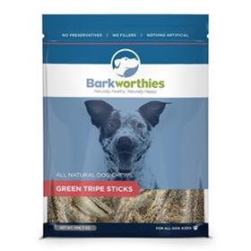 Barkworthies Green Beef Tripe Sticks