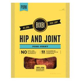 Bixbi Hip and Joint Pork Jerky Treats