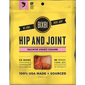 Bixbi Hip and Joint Salmon Jerky Treats