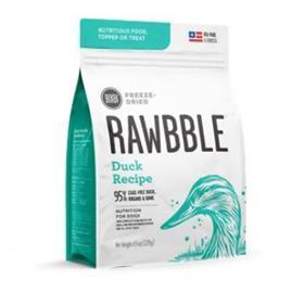 Bixbi Rawbble Duck Recipe Grain Free Freeze Dried Dog Food
