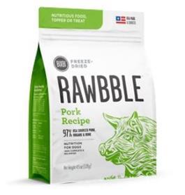 Bixbi Rawbble Pork Recipe Grain Free Freeze Dried Dog Food
