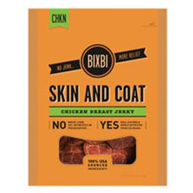 Bixbi Skin and Coat Chicken Breast Treats