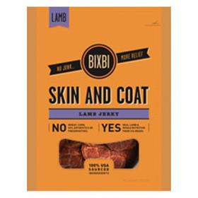 Bixbi Skin and Coat Lamb Jerky Treats