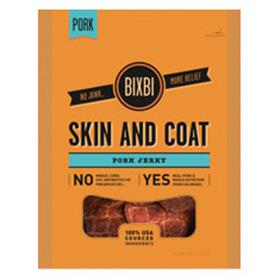 Bixbi Skin and Coat Pork Jerky Treats