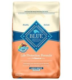 Blue Buffalo Large Breed Puppy Chicken Brown Rice Dry Dog Food