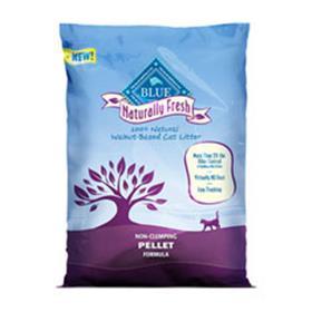 Blue Buffalo Naturally Fresh Pellet Cat Litter