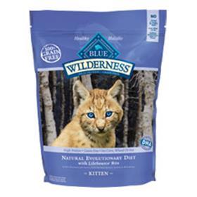 Blue Buffalo Wilderness Chicken Recipe for Kittens