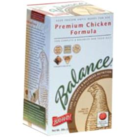 Bravo Balance Raw Chicken Formula