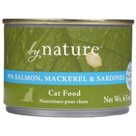 By Nature 95 Varieties Salmon Mackerel and Sardines Recipe