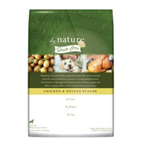 By Nature Grain Free Chicken and Potato Dry Dog Food