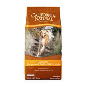 California Natural Grain Free Kangaroo and Red Lentils Dry Dog Food