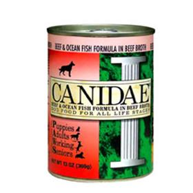 Canidae Beef and Fish Canned
