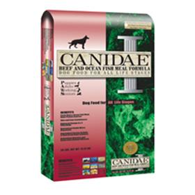 Canidae Beef and Ocean Fish