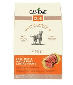 Canidae CA20 Real Beef Recipe with Wholesome Grains Dry Dog Food