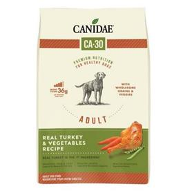Canidae CA30 Real Turkey and Vegetables Dry Dog Food