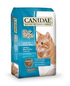 Canidae Chicken Meal and Rice Dry Cat Food