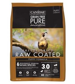 Canidae Grain Free PURE Ancestral Puppy Avian Formula Dry Dog Food