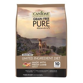 CANIDAE Grain Free PURE ELEMENTS Dry Formula dog food