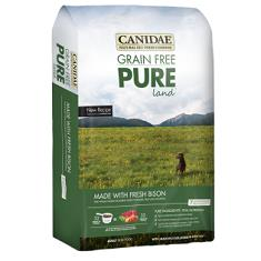 CANIDAE Grain Free pure LAND Dry Formula dog food