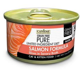 Canidae Grain Free Pure Limited Ingredient Diet Salmon Wet Cat Food