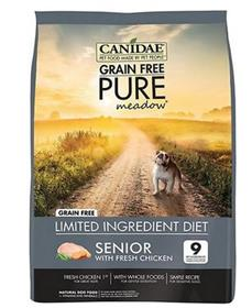 Canidae Grain Free PURE Meadow for Senior Dogs