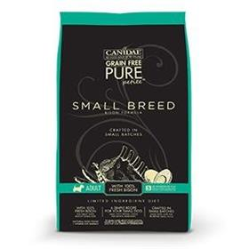 Canidae Grain Free Pure Petite Small Breed Bison Formula