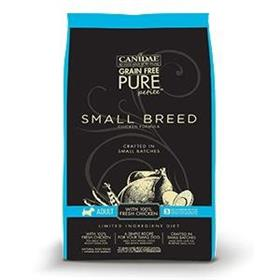 Canidae Grain Free Pure Petite Small Breed Chicken Formula